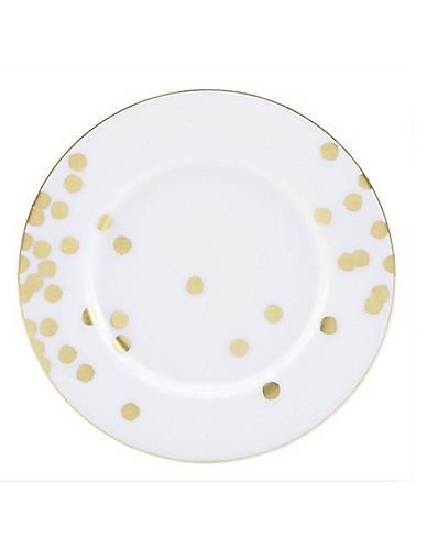 Kate Spade Ticker Tape Tidbits Plates