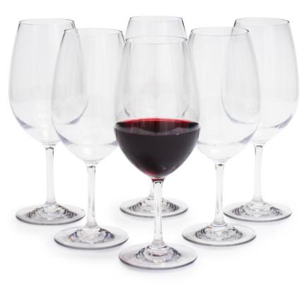 Sur La Table Outdoor Wine Glasses