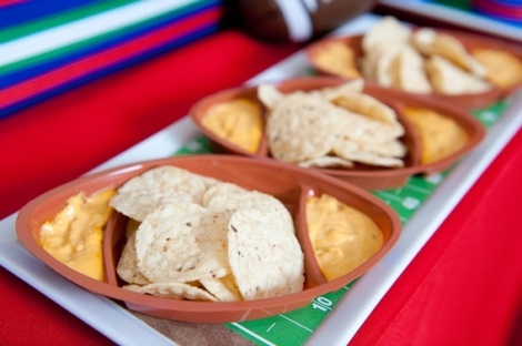 Football Party Nachoes