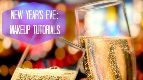 New Year's Eve Makeup Tutorials