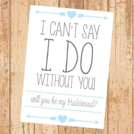 will you be my bridesmaid cards 2
