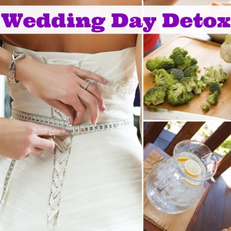 wedding day detox