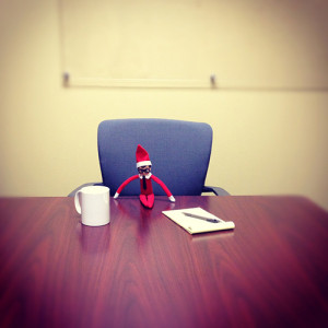 office elf desk