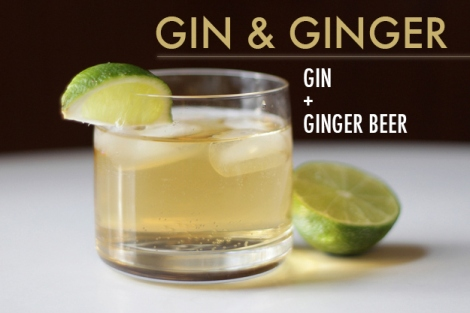 The Gin and Ginger
